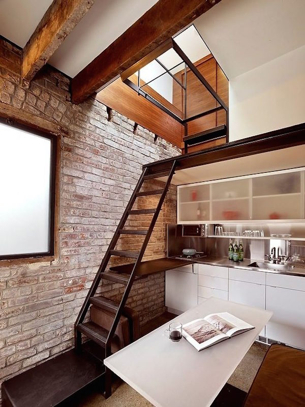 Tiny house 93 square feet grey scout - The scouts tiny house ...