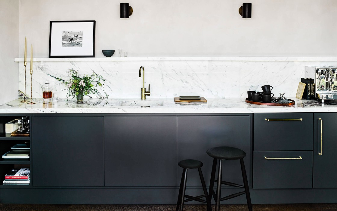KITCHEN INSPIRATION – GREY & SCOUT